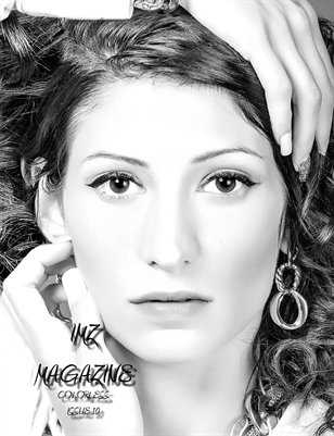 IMZ Magazine black n white issue 10