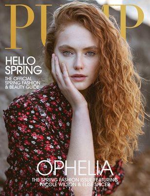 PUMP Magazine | The Editor's Choice Edition | Vol.1 | April 2021