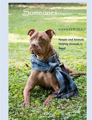 Someones Magazine: Goodwill