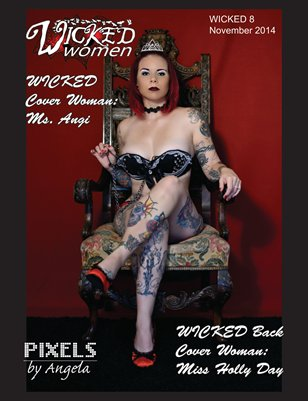 WICKED Women Magazine- WICKED 8: November 2014