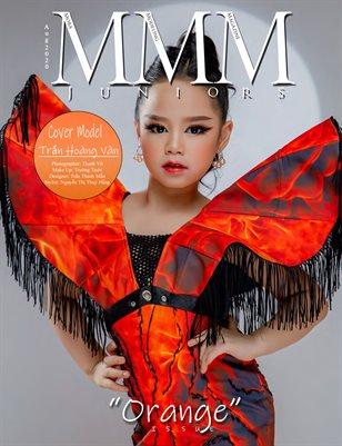 "Juniors Weekly ""Orange"" Issue"