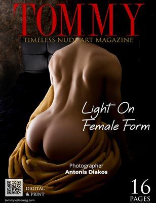 Other Models - Light On Female Form - Antonis Diakos