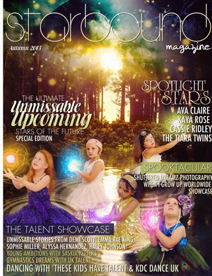 Starbound Magazine - Autumn 2013 Special Edition