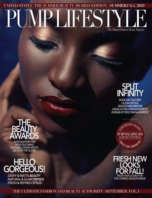 PUMP Magazine - Elite Edition - Vol.1 - September 2019
