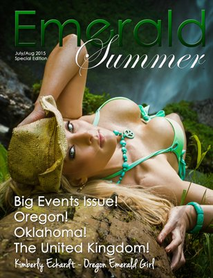 Emerald Summer July/August 2015 Special
