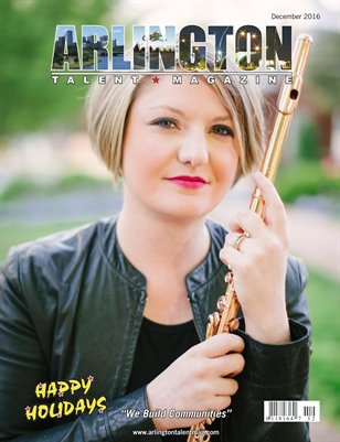 Arlington Talent Magazine December 2016 Edition