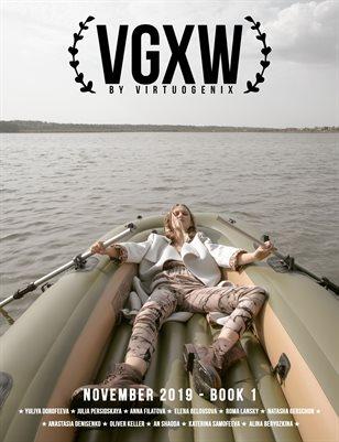 VGXW Magazine November 2019 (Cover 3)