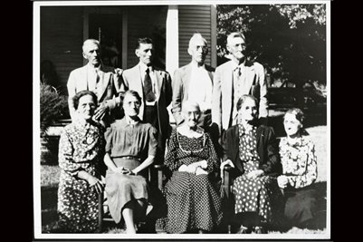 Calvin Clark Family