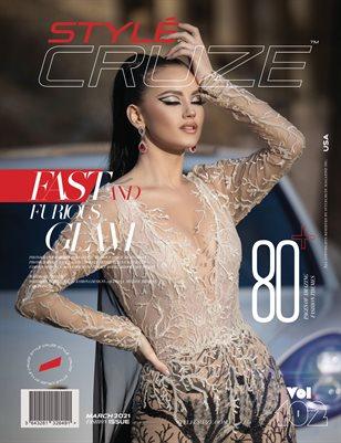 MARCH 2021 Issue (Vol: 102) | STYLÉCRUZE Magazine