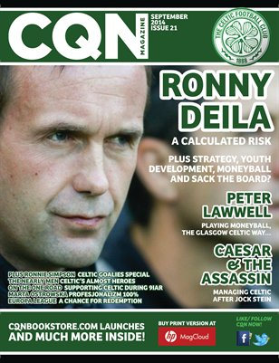 CQN Magazine September 2014 Issue 21