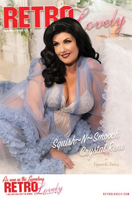 Squish~N~Smooch Crystal Rene Cover Poster