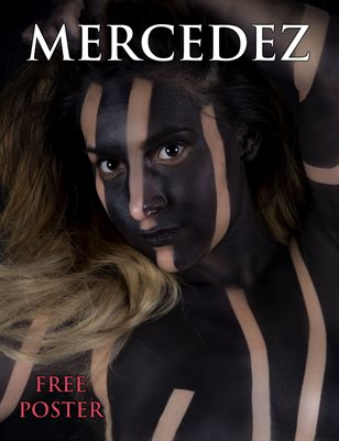 Mercedez - Bodypaint Goddess | Bad Girls Club Magazine