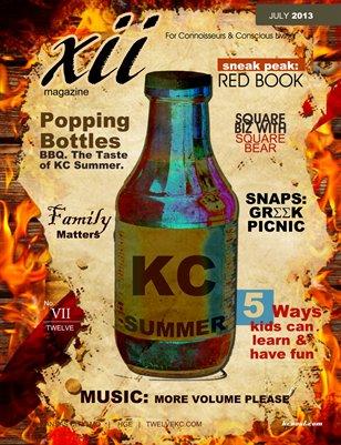 TWELVE Mag July 2013