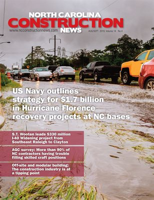 North Carolina Construction News (August/September 2019)