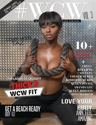 WCW Magazine Fitness Issue Vol 3
