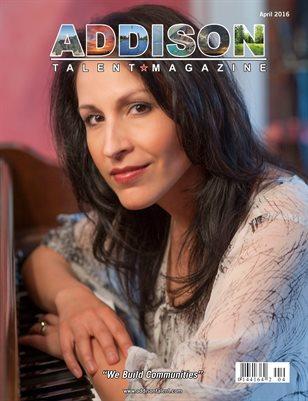 Addison Talent Magazine April 2016 Edition