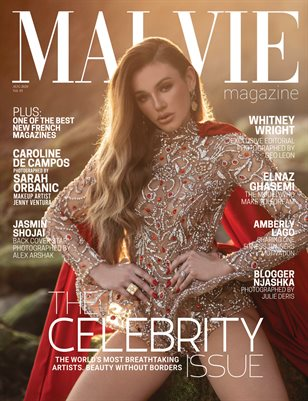 MALVIE Mag The Celebrity ISSUE Vol. 05 October 2020