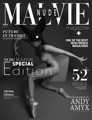MALVIE Mag | Nude & Boudoir Special Edition | Vol. 01 JUNE 2020