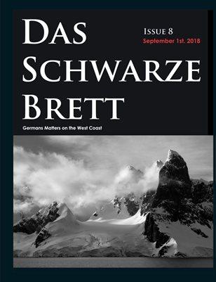Das Schwarze Brett - Edition 8
