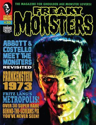 Freaky Monsters #30