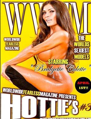 Worldwide Fearless Magazine Hotties #3