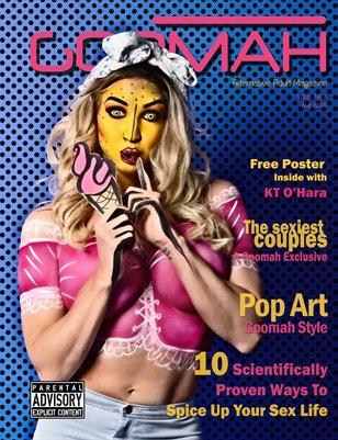 Goomah Magazine - Aug 2016