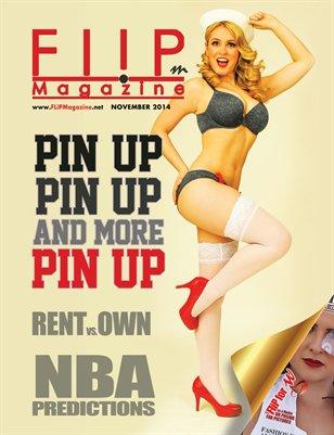 FLiP M W Magazine November 2014 Edition