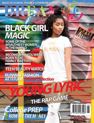 DREAM TEEN Magazine Summer 2016