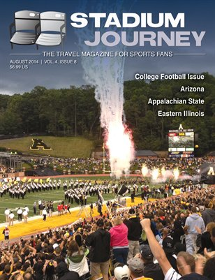 Stadium Journey Magazine Vol 4 Issue 8