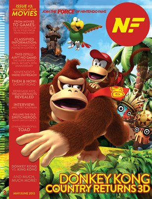 Issue #3: Nintendo at the Movies - May/June 2013