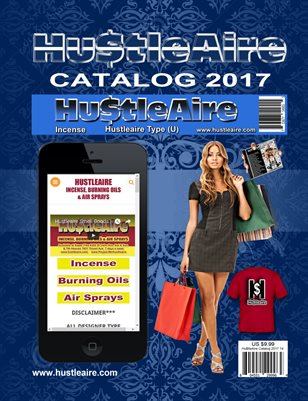 Hustleaire Catalog 2017