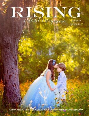 Rising Model Magazine Issue #112