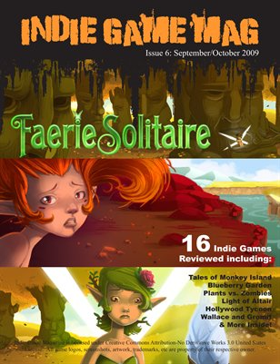Issue 6: September/October 2009