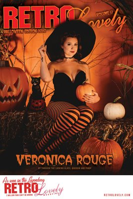 Veronica Rouge Cover Poster