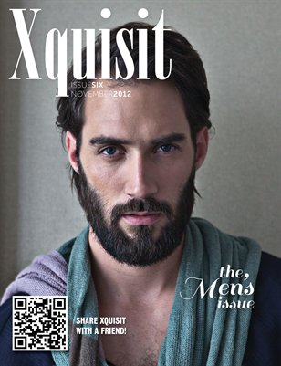 Issue Six (Men's Issue 2012)