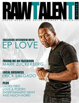 Raw Talent Magazine Issue #3