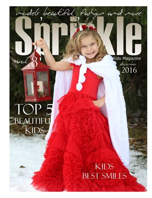 Sprinkle Kids Magazine Vol. 8