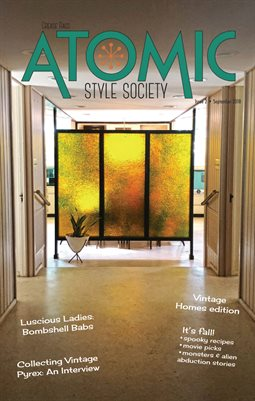 Atomic Style Society Magazine - September 2018