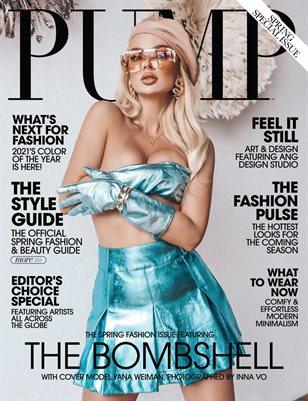PUMP Magazine | The Quarterly Edition | Vol.4