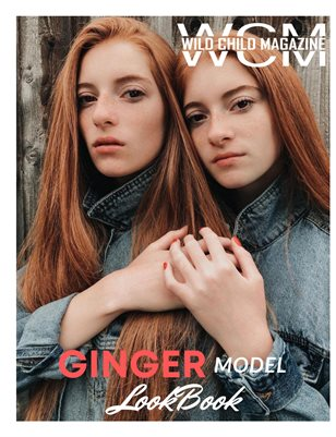 Wild Child Magazine Ginger Model LookBook