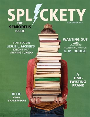 Splickety Magazine Sept 2018