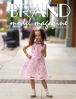 Brand Model Magazine  Issue # 245