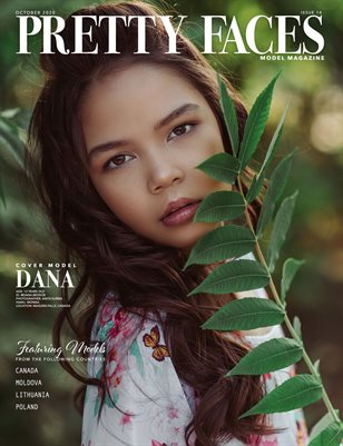 Pretty Faces Model Magazine | October 2020 - Issue 14
