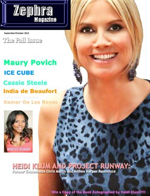ZEPHRAMAGAZINE:  Issue #3 (Project Runway)