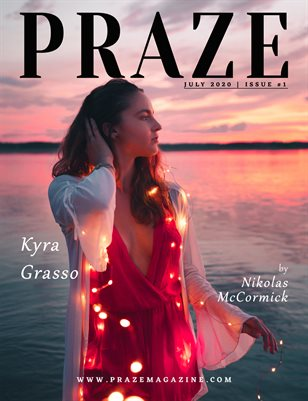 PRAZE Magazine | July 2020 - Issue #1