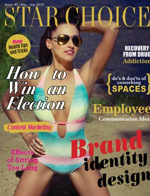 Star Choice - May-July 2019
