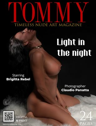 Brigitta Rebel - Light in the night - Claudio Panatta