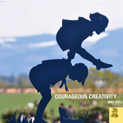 Courageous Creativity May 2013