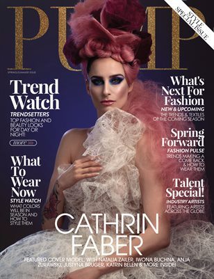 PUMP Magazine | The May Style Issue | Vol.4 | May 2021