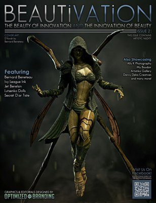 Beautivation Magazine #2 (Cover 2)
